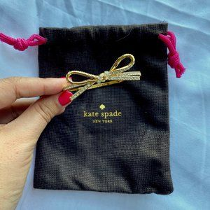 Kate Spade | Gold Bow Bracelet